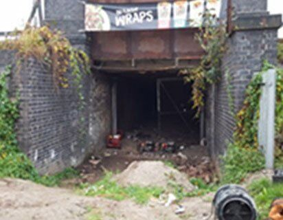 Former Gas Works Blackpool