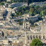 Bath UK landscape