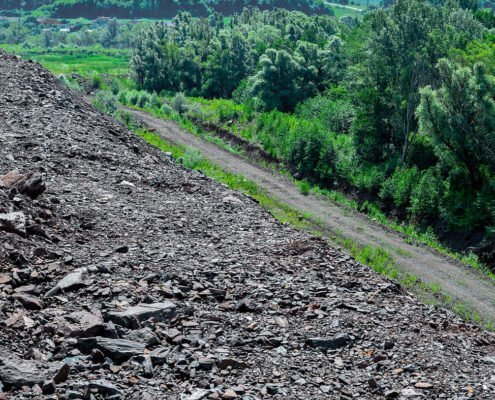 Coal Mining Risk Assessment service