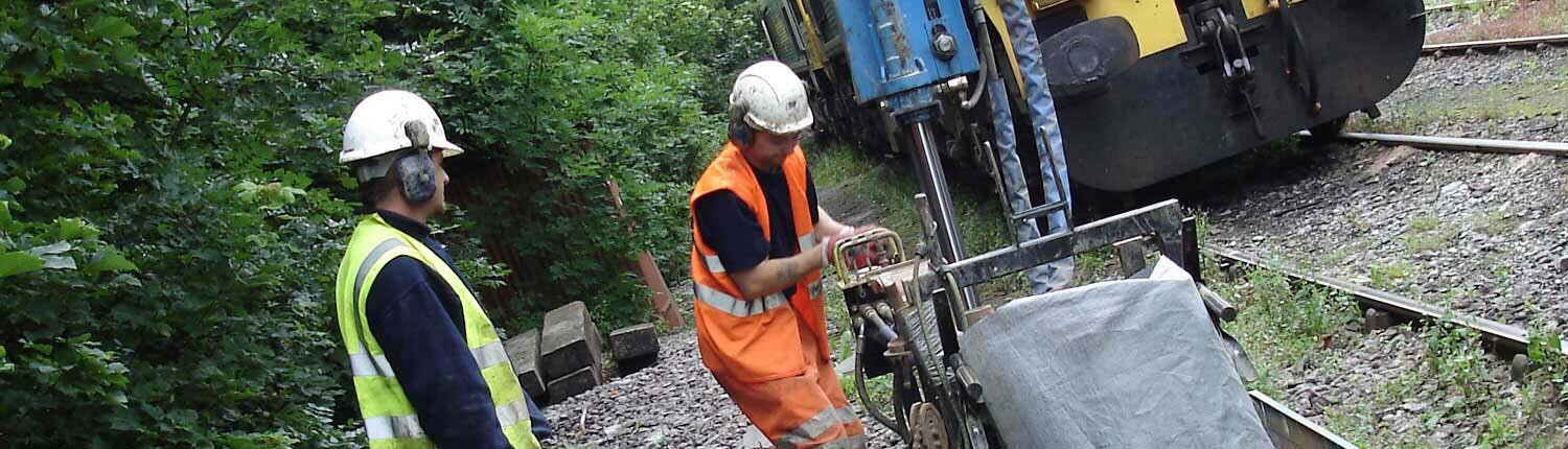 Railway Subsurface Site Investigation