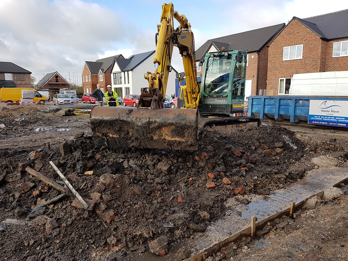 Earth environmental and geotechnical material management plans service