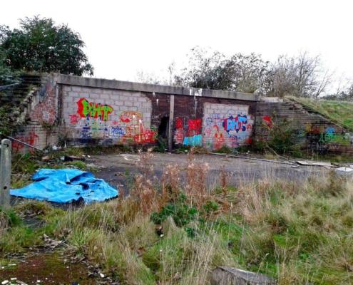 Site Investigation and Remediation Bridge Prescot 20141113_123527