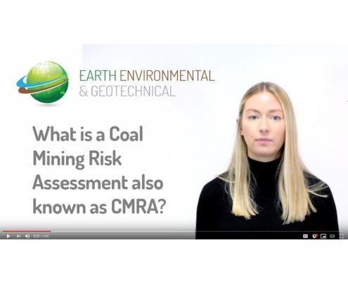 Coal mining risk assessment