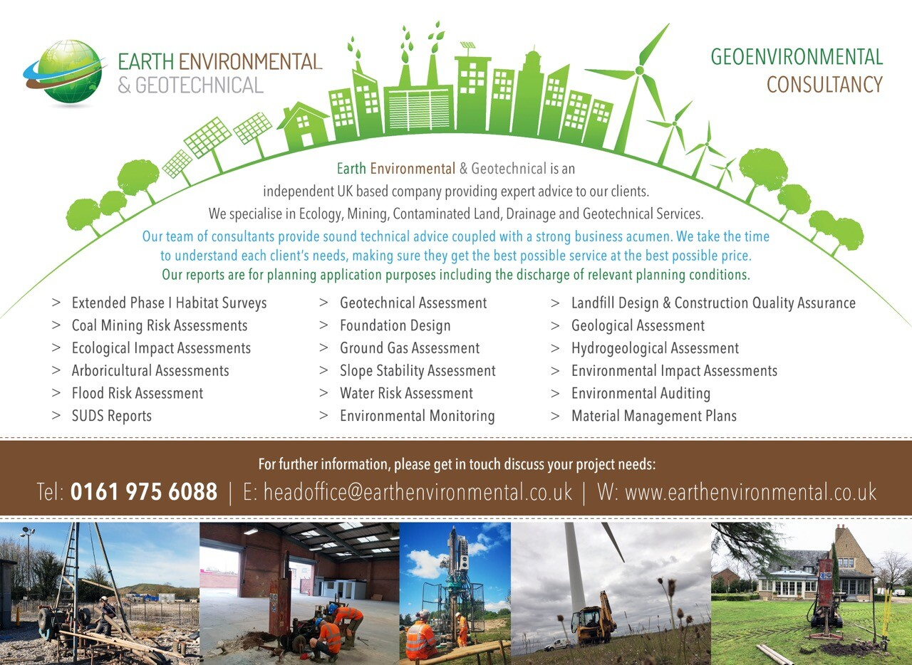 Earth Environmental & Geotechnical Services Guide