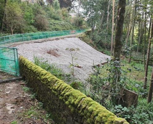 Landslide Ground Investigation