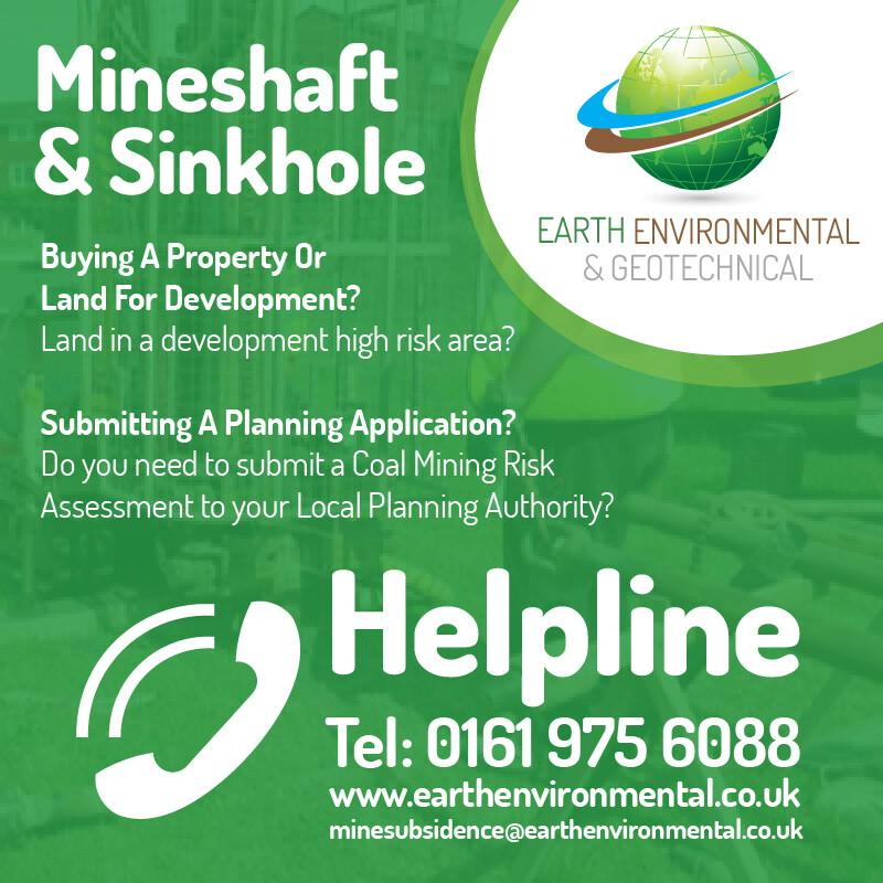 Mineshaft and Sinkhole Helpline.